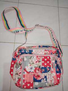Tas slingbag FAUSTINE LOVERS