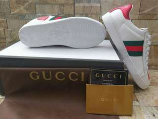 FREE SHIPPING!!! 💕GUCCI SHOES OEM  FOR HER EURO SIZE AVAILABLE 36-40 ✔PREMIUM QUALITY ✔HARD BOX, CARE CARD AND DUST BAG