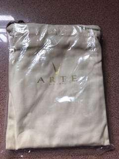全新Arte 麻布Tote bag 連外袋