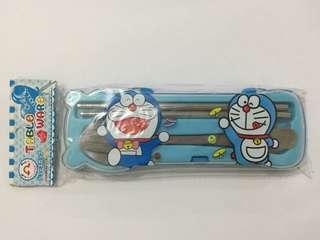 Doraemon Cutlery Set