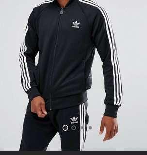 Adidas Superstar tracktop