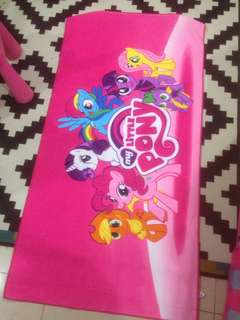 My Little Pony Towel/Blanket #July100