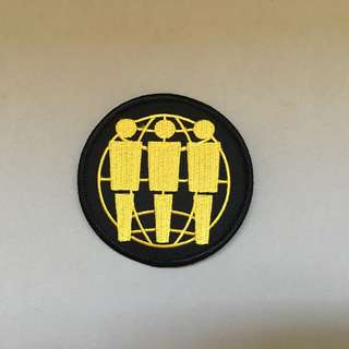 THIRD MAN RECORDS Iron On Patch
