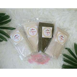 Masker Organik Oatmeal ( 85 gram )