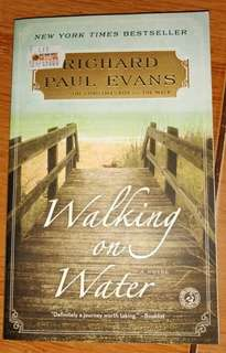 Richard paul evans - walking on water
