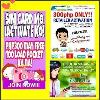 Load retailer 1sim load all networks