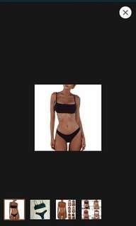 BN Sexy push up Brazilian bikini set