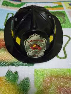 Kids Fire Fighter Helmet