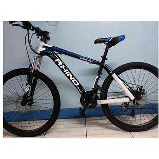 Buy 10 and GET 1 for FREE!! Rhino MTB r620 3x8 spd! 09079996995 tnt/ 09565879538 globe/ 046) 5717812