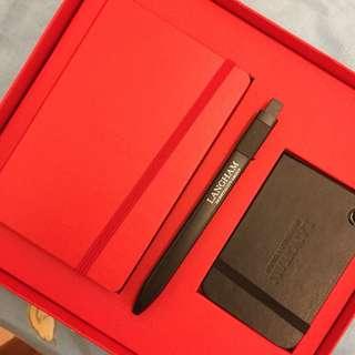 Moleskine notebook set
