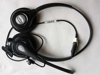 PLANTRONICS AVAYA HEADSET