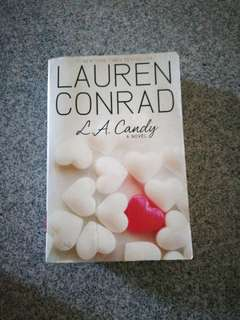 L.A Candy by Lauren Conrad book