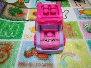 Mega Bloks Jeep