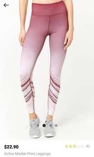 F21workout leggings