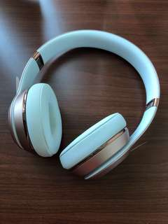 (Brand new) Beats Solo 3 Wireless Rose Gold