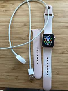 Apple Watch Series 1 38mm Aluminium