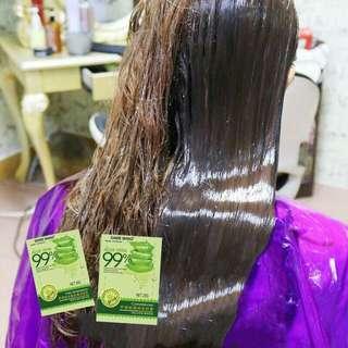 Aloe Vera Hair Shampoo & Conditioner (Sachet)