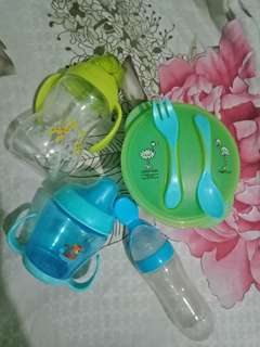 Feeding Bottle Bundle