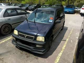 Kancil 660c Pure 2001 (M) Good Condition