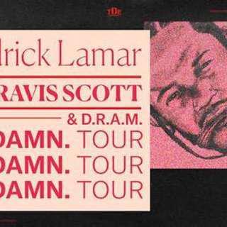 DAMN. TOUR