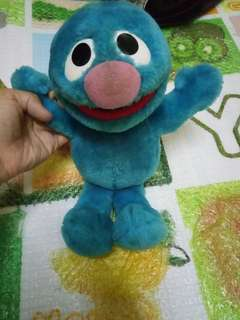 Grover vibrate soft toys