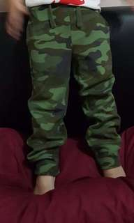 GAP army joger pants
