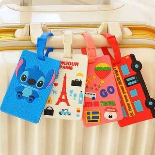 Ezlink card /card holder /Luggage/Bag Tag (free mailing)