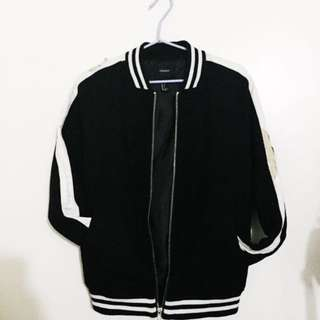 Forever 21 Varsity Jacket