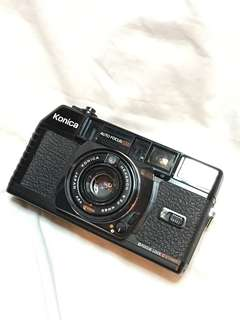 KONICA C35 MF P&S