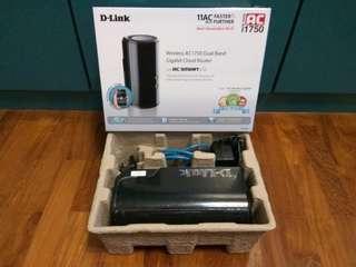 Dlink Router AC1750