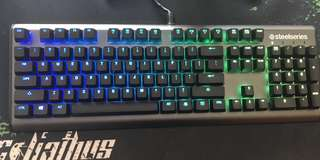 Steelseries M650 Gaming Keyboard