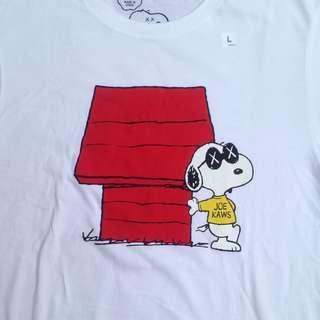 Uniqlo UT x Peanuts x Kaws