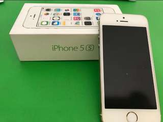 Iphone 5s 64 gb ex garansi ibox