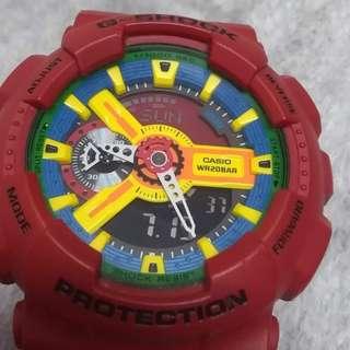 🚚 Gshock Watch (used)
