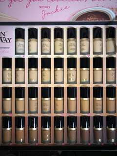 Entire Too Faced Born This Way Foundation Rage