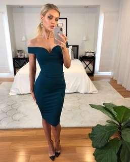 Nookie Elena Midi Dress