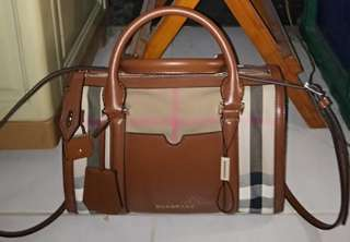 Exclusive lady bug Burberry authentic