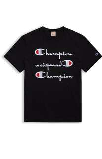 Repeat Script Logo T-shirt Champion Original