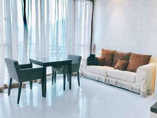 Fully furnished 1 bdrm at millpoint immediately available