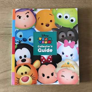 Disney Tsum Tsum Collector's Guide