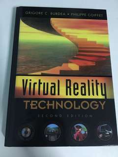 Virtual reality technology with dvd