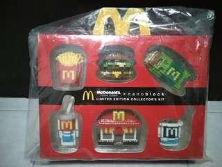 🚚 McDonald's Nanoblock