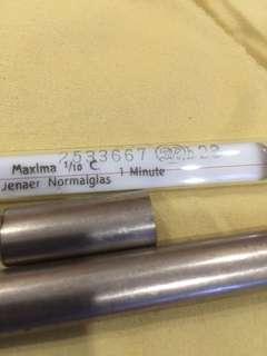 Termometer manual
