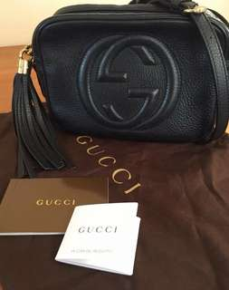 (AUTHENTIC)Gucci Soho
