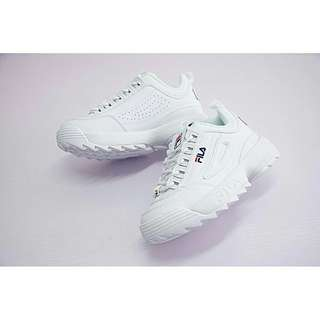 MADE IN KOREA FILA DISRUPTOR II