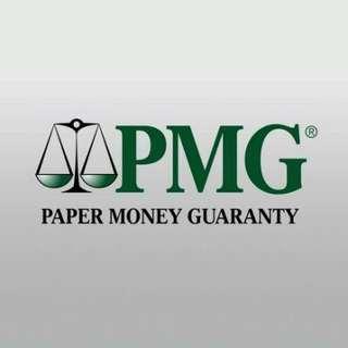 Cheap PMG Grading