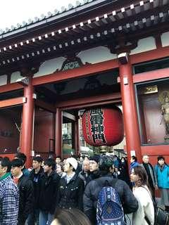 🚚 Customised Japan Itinerary