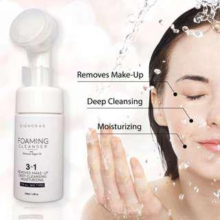 SIGNORAS FOAMING CLEANSER