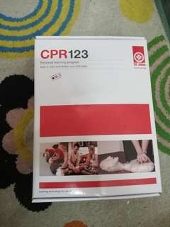 Preloved CPR Set for BLS