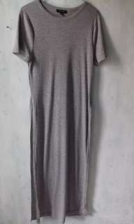 Baju long dress